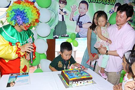 Các kiểu tổ chức tiệc sinh nhật mới lạ - 6