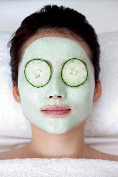 Tự làm mặt nạ ngăn ngừa và trị mụn - 1