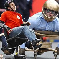 Cuộc thi tốc độ kỳ lạ