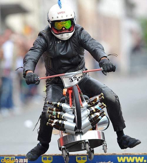 Cuộc thi tốc độ kỳ lạ - 7