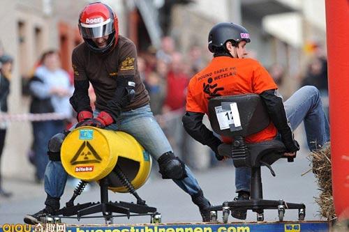 Cuộc thi tốc độ kỳ lạ - 3