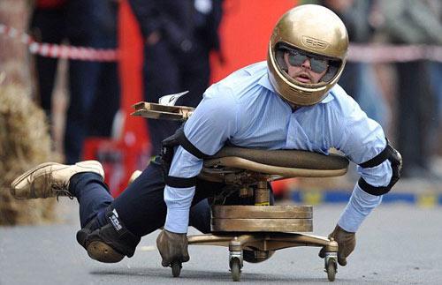 Cuộc thi tốc độ kỳ lạ - 4