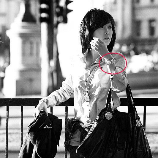 Đồng hồ cho nữ văn phòng sành điệu - 8