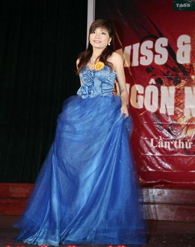 Sắc màu Việt - Trung trong đêm chung kết Miss & Mr Ngôn ngữ 2011 - 5