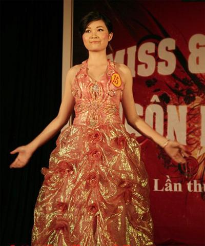 Sắc màu Việt - Trung trong đêm chung kết Miss & Mr Ngôn ngữ 2011 - 6