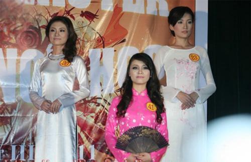 Sắc màu Việt - Trung trong đêm chung kết Miss & Mr Ngôn ngữ 2011 - 11