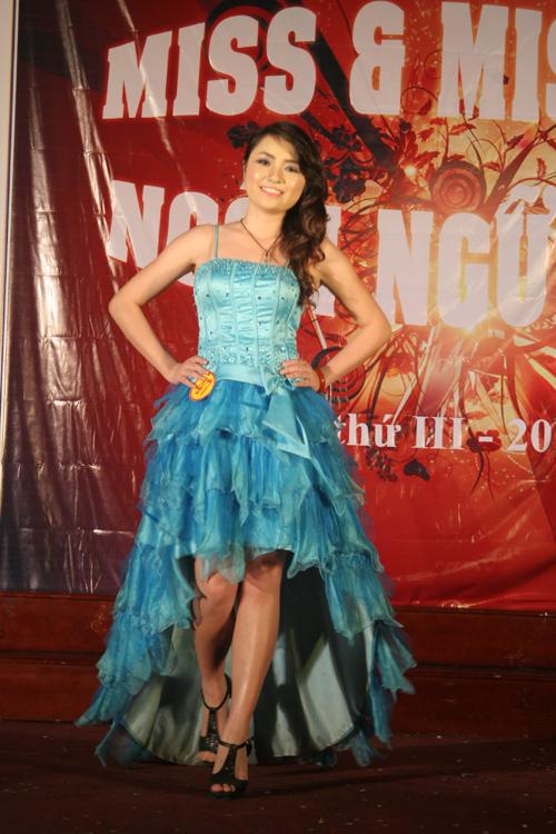 Sắc màu Việt - Trung trong đêm chung kết Miss & Mr Ngôn ngữ 2011 - 7