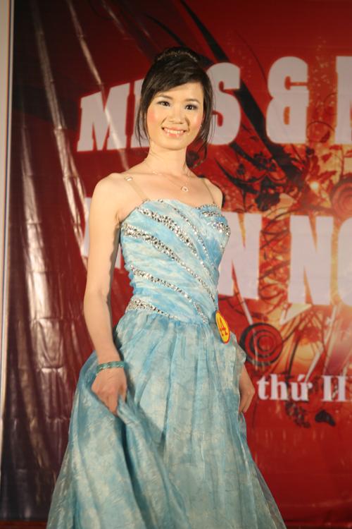 Sắc màu Việt - Trung trong đêm chung kết Miss & Mr Ngôn ngữ 2011 - 9