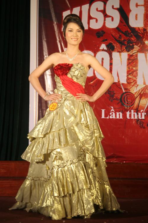 Sắc màu Việt - Trung trong đêm chung kết Miss & Mr Ngôn ngữ 2011 - 8