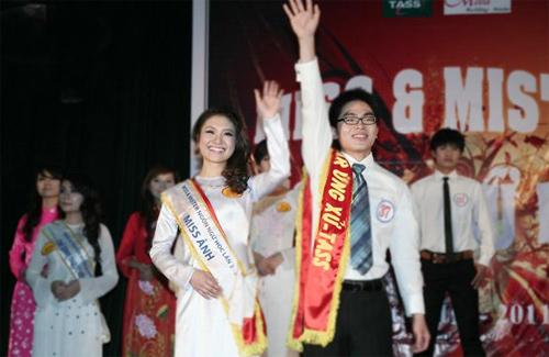 Sắc màu Việt - Trung trong đêm chung kết Miss & Mr Ngôn ngữ 2011 - 17