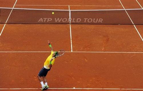 Nadal - Ferrer: Thêm một lần đau (Video tennis, Chung kết Barcelona Open) - 1