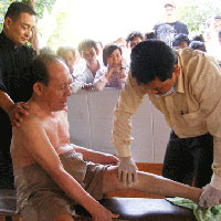 Lộ trình của lương y chữa bệnh thần tốc