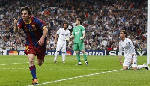 TIN NÓNG SIÊU TỐC trận Real – Barca - 2