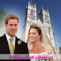 Tường thuật lễ cưới hoàng tử Anh William