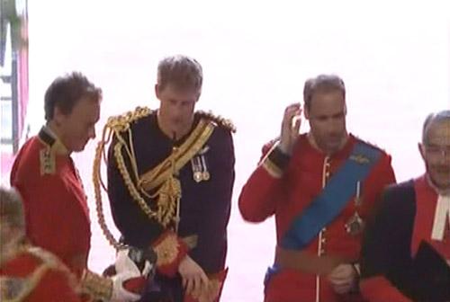 Tường thuật lễ cưới hoàng tử Anh William - 10