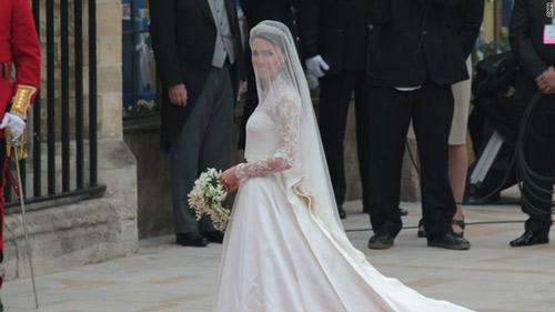 Tường thuật lễ cưới hoàng tử Anh William - 9