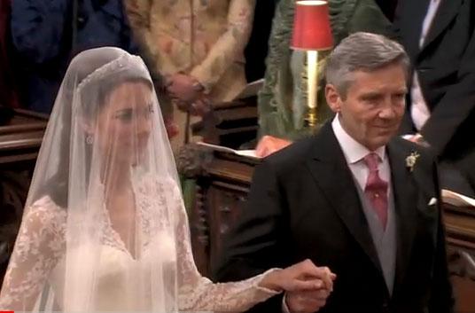 Tường thuật lễ cưới hoàng tử Anh William - 8