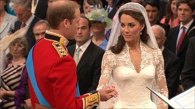 Lộ diện váy cưới được mong đợi nhất thế giới - 5