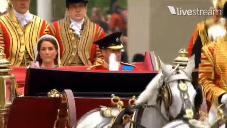 Tường thuật lễ cưới hoàng tử Anh William - 4