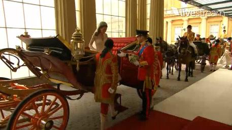 Tường thuật lễ cưới hoàng tử Anh William - 3