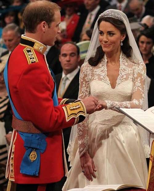 Tường thuật lễ cưới hoàng tử Anh William - 6