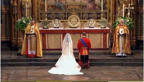 Tường thuật lễ cưới hoàng tử Anh William - 5