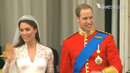 Tường thuật lễ cưới hoàng tử Anh William - 2