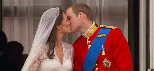Tường thuật lễ cưới hoàng tử Anh William - 1