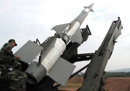Chùm ảnh: Bộ đội Việt Nam bắn tên lửa - 4