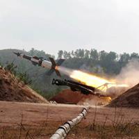 Chùm ảnh: Bộ đội Việt Nam bắn tên lửa
