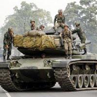 Thái Lan - Campuchia tiếp tục đọ súng