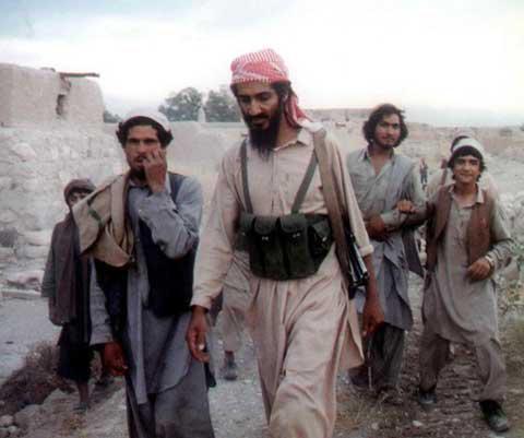 Con đường thành trùm khủng bố của Bin Laden - 2