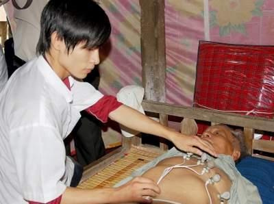 Sự nguy hiểm của thiếu máu cơ tim thầm lặng - 1