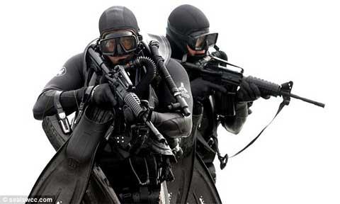 Tiết lộ về đội quân tiêu diệt Bin Laden - 2
