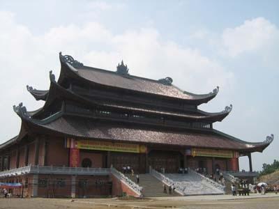 Chuyện đại gia xây chùa Bái Đính - 1