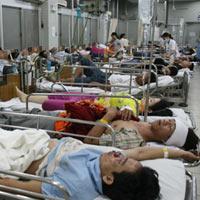 172 người chết vì TNGT trong 5 ngày lễ
