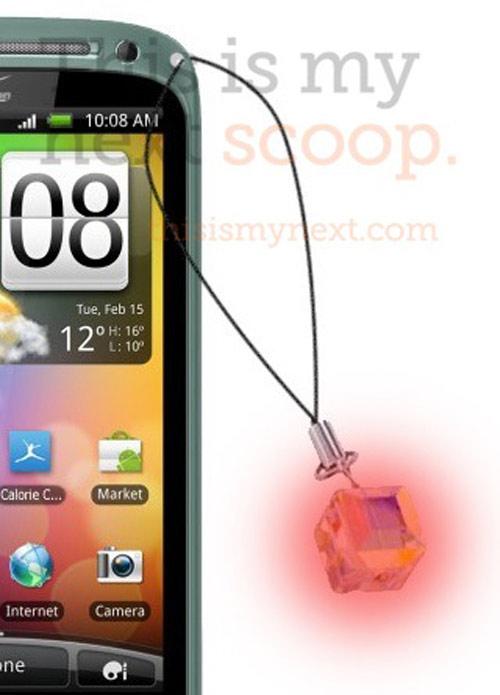 HTC Bliss điện thoại dành cho phái đẹp - 2