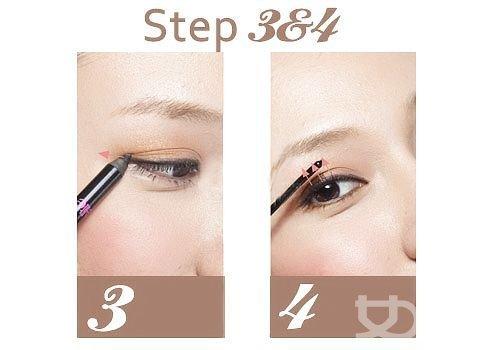 """Trang điểm mắt để """"mê hoặc"""" chàng - 5"""