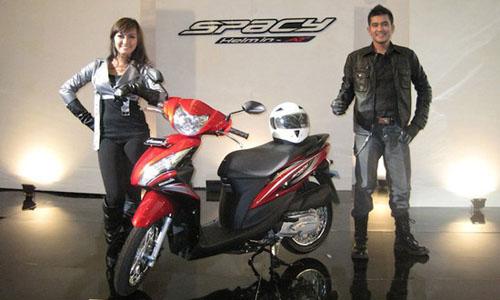 Honda Spacy 2011 sắp đổ bộ Việt Nam - 1