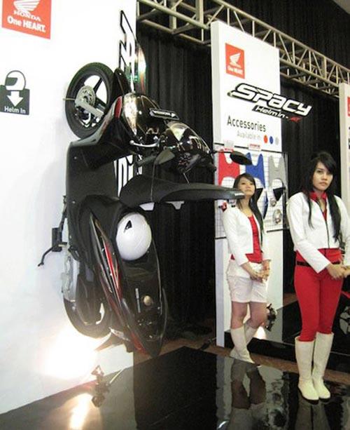 Honda Spacy 2011 sắp đổ bộ Việt Nam - 3