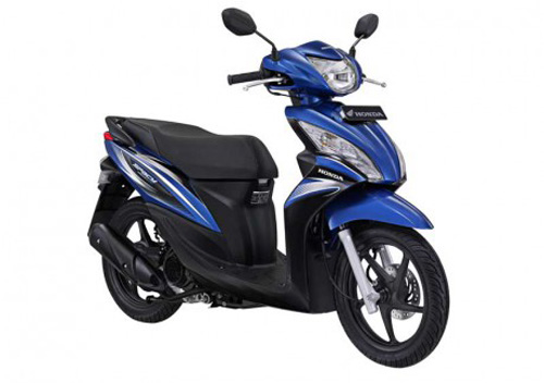 Honda Spacy 2011 sắp đổ bộ Việt Nam - 4