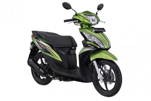 Honda Spacy 2011 sắp đổ bộ Việt Nam - 6