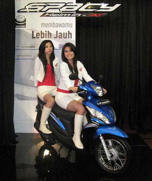 Honda Spacy 2011 sắp đổ bộ Việt Nam - 7