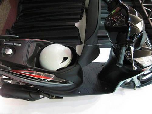 Honda Spacy 2011 sắp đổ bộ Việt Nam - 8