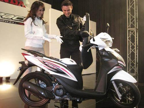 Honda Spacy 2011 sắp đổ bộ Việt Nam - 9