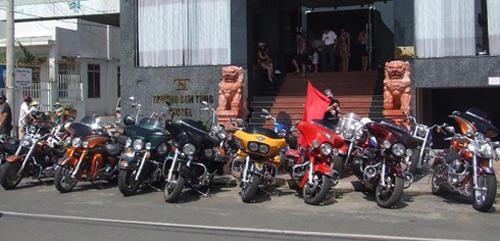 """Dàn môtô """"khủng"""" quần tụ tại Đà Nẵng - 3"""