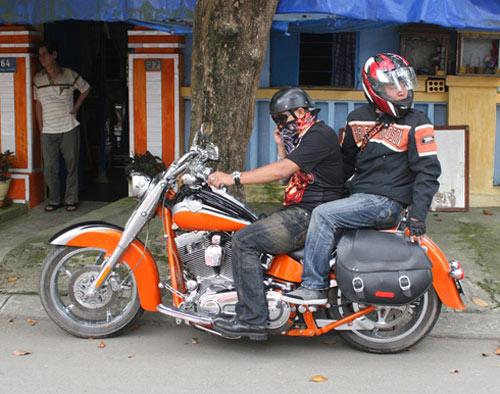 """Dàn môtô """"khủng"""" quần tụ tại Đà Nẵng - 6"""