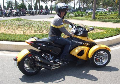 """Dàn môtô """"khủng"""" quần tụ tại Đà Nẵng - 9"""