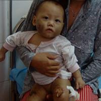 Xử vụ hành hạ dã man bé 9 tháng tuổi