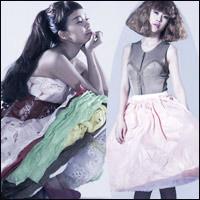 Váy giấy đẹp như mơ của sao Hàn